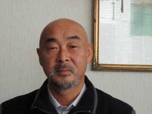 マウントビューホテルでハゲ割を導入した三浦社長。禿げてます。いい感じです。