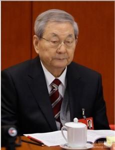 朱鎔基さんはフサ黒でしたが、今やこんな